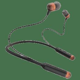 House of Marley Smile Jamaica Bluetooth Earphones (Black)_1