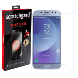 Scratchgard Screen Protector for Samsung Galaxy J7 (Transparent)_1