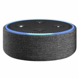 Amazon Echo Dot Fabric Case (B071DMN7BW, Charcoal)_1