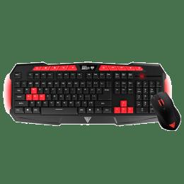 Gamdias Ares V2 GKC 1200 DPI 100 Gaming Keyboard & Mouse Combo (Black)_1