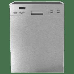 Hafele 14 Place Setting Built-in Dishwasher (Powerful Jet Spray, SERENE SI 02, Inox)_1