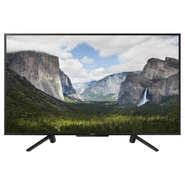 Sony 108 cm (43 inch) Full HD LED Smart TV (KLV- 43W662F, Black)_1