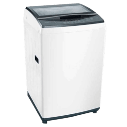 Bosch 7 Kg 5 Star Fully Automatic Top Loading Washing Machine (WOE704W0IN, White)_1