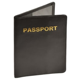 Travel Blue RFID Passport Cover (TB-621, Black)_1