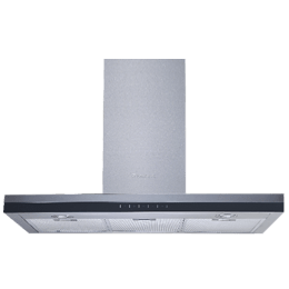 Faber 1000 m³/hr 60cm Wall Mount Chimney (Electronic Touch Control, Grand SS TC 60, Silver)_1