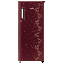 Whirlpool 190 L 3 Star Direct Cool Single Door Refrigerator (205 IMPC PRM, Wine Fiesta)_1