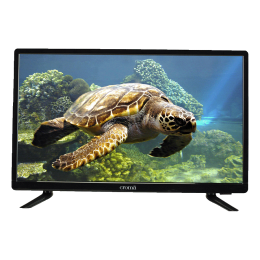 Croma 55 cm (22 inch) Full HD LED TV (CREL7072, Black)_1