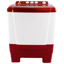 Onida 8 kg Semi Automatic Top Loading Wasing Machine ( S80SCTR, Red)_1