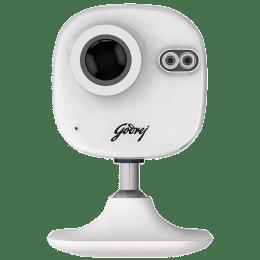 Godrej Eve Mini 64GB Security Camera (46171610SD00487, White)_1