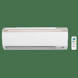 Daikin 1.5 Ton 3 Star Inverter Split AC (Copper Condenser, ETKL50TV, White)_1