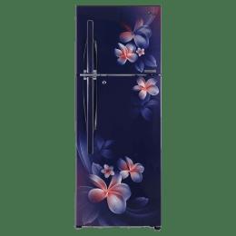 LG 260 L 4 Star Frost Free Double Door Inverter Refrigerator (GL-T292RBPN, Blue Plumeria)_1