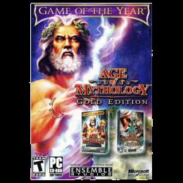PC Game (Age of Mythology - Gold Edition)_1