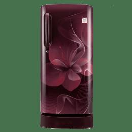 LG 190 L 4 Star Single Door Inverter Refrigerator (GL-D201ASDX, Scarlet Dazzle)_1