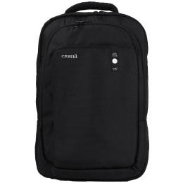 Croma 15 inch Laptop Backpack (LTB325, Black)_1