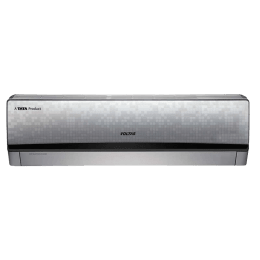 Voltas 1 Ton 3 Star Inverter Split AC (123 MZY-IMS, Copper Condenser, Silver)_1