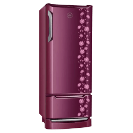 Godrej 225 L 4 Star Direct Cool Single Door Inverter Refrigerator (RD Edge Duo 225 PD, Erica Wine)_1
