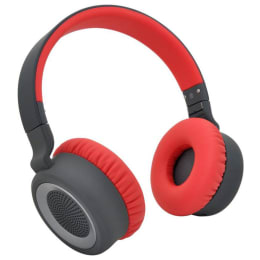 boAt Rockerz 430 Over-Ear Wireless Headphone with Mic (Bluetooth 4.1, HD Premium Sound, Red)_1