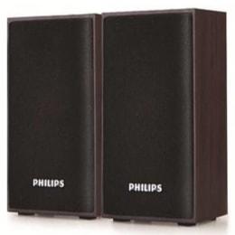 Philips SPA30 2.0 Channel Multimedia Speaker (Black)_1