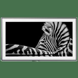 Samsung 138 cm (55 inch) 4k Ultra HD Frame LED Smart TV (Black, 55LS003)_1