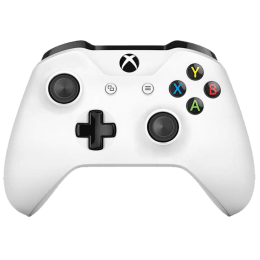 Microsoft Xbox One Wireless Controller with Bluetooth (White)_1
