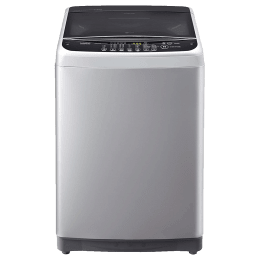LG 6.5 kg Fully Automatic Top Loading Washing Machine (T7581NEDL1, Silver)_1