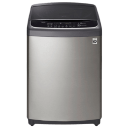 LG 11 kg Fully Automatic Top Loading Washing Machine (T1084WFES5, Stainless Silver)_1