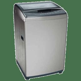 Bosch 7.5 kg Fully Automatic Top Loading Washing Machine (WOE752D0IN, Dark Grey)_1