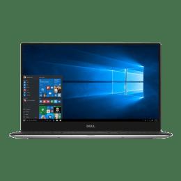 Dell XPS 13 9360 A560034WIN9 Core i5 8th Gen Windows 10 Home Laptop (8 GB RAM, 256 GB SSD, Intel UHD 620 Graphics, MS Office, 33.78cm, Silver)_1