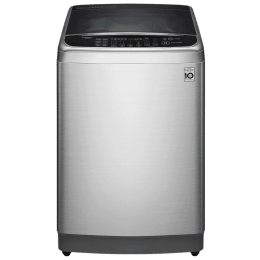 LG 10 kg Fully Automatic Top Loading Washing Machine (T1084WFES5A, Stainless Steel)_1