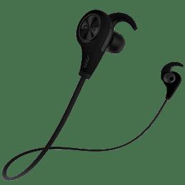 Leaf Deep Bass Bluetooth Earphones (Black)_1