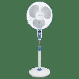 Havells Sprint LED 400 mm Pedestal Fan (Blue)_1