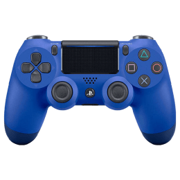 Sony PlayStation DualShock 4 Controller (Blue)_1