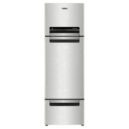 Whirlpool 240 Litres Frost Free Triple Door Inverter Refrigerator (Fp 263d Protton Roy, Steel)_1