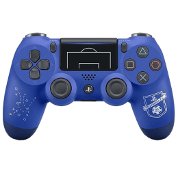 Sony PlayStation Dualshock 4 Wireless Controller F.C Football Club (Blue)_1