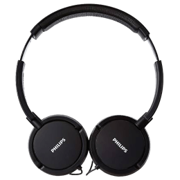 Philips Headphones with Mic (SHL5005, Black)_1