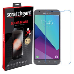 Scratchgard Screen Protector for Samsung Galaxy J2 (Transparent)_1