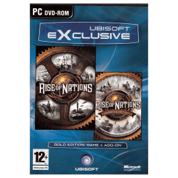 PC Game (Rise of Nations - Gold Edition)_1