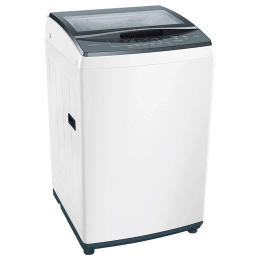 Bosch 7 Kg 5 Star Fully Automatic Top Loading Washing Machine (WOE702W0IN, White)_1