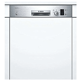 Bosch Serie 2 12 Place Setting Built-In Dishwasher (VarioSpeed, SMI25AS00E, Stainless Steel)_1