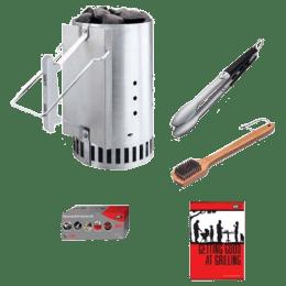 Weber Charcoal Grill Starter Kit_1