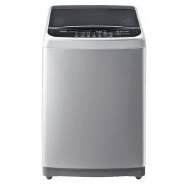 LG 7 kg Fully Automatic Top Loading Washing Machine (T8081NEDL1, Silver)_1
