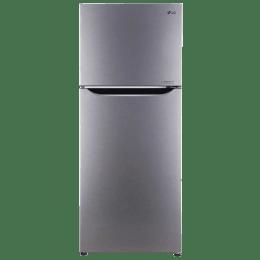 LG 260 L 3 Star Frost Free Double Door Inverter Refrigerator (GL-C292SDSU, Dazzle Steel)_1