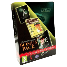 PC Game (Don Bradman - Collector's Edition)_1