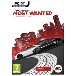 PC Game (Need for Speed: Most Wanted)_1