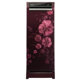 Whirlpool 215 L 4 Star Direct Cool Single Door Refrigerator (230VM ROY, Wine Dahlia)_1