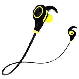 Leaf Deep Bass Bluetooth Earphones (Green)_1
