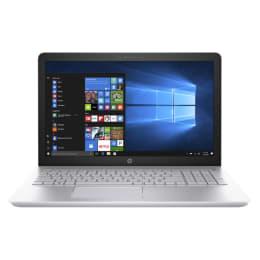 HP Pavilion 15-CC129TX Core i5 8th Gen Windows 10 Home Laptop (8 GB RAM, 1 TB SSHD + 8 GB SSD, NVIDIAGeForce 940MX + 2 GB Graphics, MS Office, 39.62cm, Mineral Silver)_1