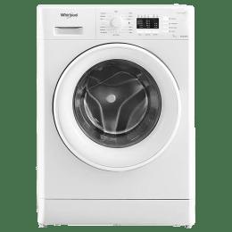 Whirlpool 7 kg Fully Automatic Front Loading Washing Machine (Freshcare 7010, White)_1