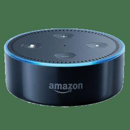 Amazon Echo Dot 2nd Generation Smart Speaker (Black)_1