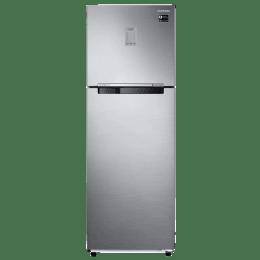 Samsung 275 L 3 Star Frost Free Double Door Inverter Refrigerator (RT30N3723S8, Inox)_1